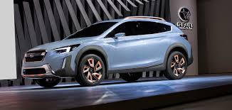 lifted subaru xv next generation subaru xv will help make small suv sales great