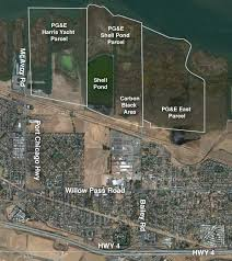 Pg E Power Outage Map Shell Pond Cleanup And Wetland Restoration