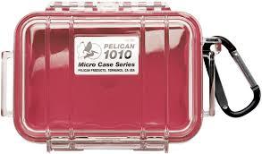 pelican watertight marine red micro case jpg