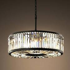 Modern Crystal Chandeliers For Dining Room by Round Chandelier Light U2013 Engageri