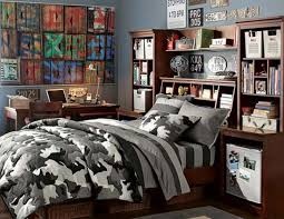 Inspiring And Fun Teen Boy Bedroom Design Ideas Rilane - Design boys bedroom