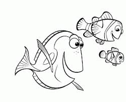 printable free finding nemo 4th coloring pages things i like