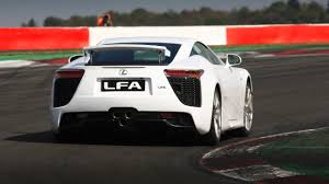 lexus lfa convertible newmotoring how the lexus lfa went from mad concept to v10 monster