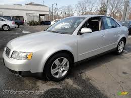 2003 Audi A4 Sedan 2003 Audi A4 3 0 Quattro Sedan In Light Silver Metallic 119857