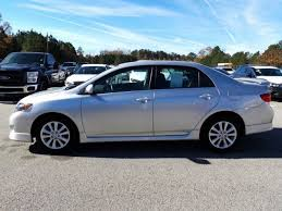 2010 Corolla Interior 2010 Toyota Corolla S Charleston Sc North Charleston Summerville