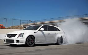 d3 cadillac cts the d3 cadillac cts v wagon as if it needed more power cars 3