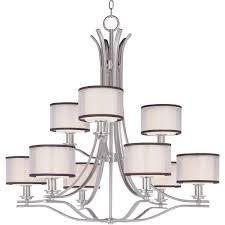 starburst chandeliers hanging lights the home depot