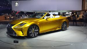 lexus convertible blog for car lovers 2017 lexus lc 350 convertible price
