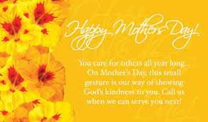 mothers day messages u2013 happy mothers day 2016