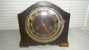 Hamilton Mantel Clock Mantle Clock Spare Clock Parts For Antique And Vintage Repair Or