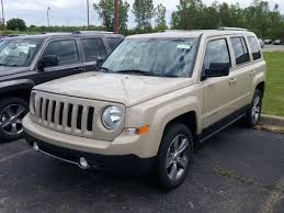 the jeep patriot 2016 jeep patriot high altitude edition sport utility in