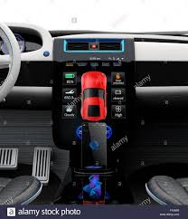futuristic cars interior futuristic electric vehicle dashboard and interior design 3d