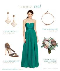 teal dresses for wedding teal bridesmaid dress
