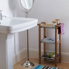 Free Standing Bathroom Shelves Bathroom Shelves Bathroom Free Standing Shelf Free Standing