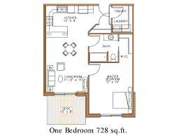 enchanting one bedroom apartment floor plans sq m photo decoration