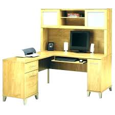 Bush L Shaped Desk With Hutch Cabot Corner Desk With Hutch Bush Corner Desk Bush L Shaped Desk