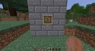 Minecraft Deco Interieur by Minecraft Comment Avoir Deux Objets Dans Un Cadre