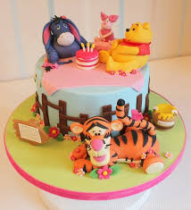 winnie the pooh cakes winnie the pooh cake cakes and cupcakes for kids birthday party