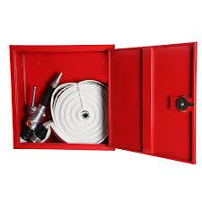 american fire hose cabinet fire hose reel cabinets archives fullblaze