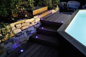 Outdoor Water Features With Lights by Best Outdoor Led Lighting Lighting Designs Ideas