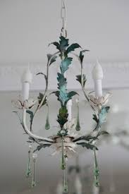 Shabby Chic Light Fixture by 58 Best Totally Tole Images On Pinterest Chandeliers Floral
