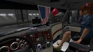 freightliner cascadia warning lights freightliner cascadia edited by solaris36 american truck simulator
