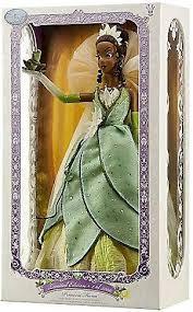 disney princess princess frog tiana exclusive 18 doll