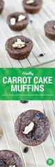 healthy carrot cake muffins win win food
