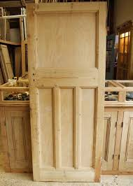 Edwardian Interior Doors Reclaimed Pine Edwardian Door Ideas For The House