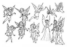 tinkerbell and friends clipart 56