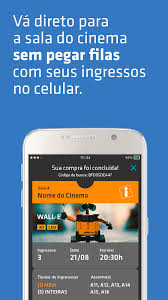 ingresso s ingresso filmes cinema applications android sur play