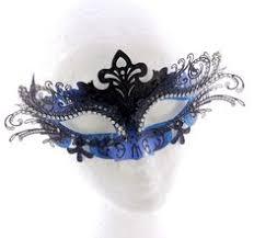 blue masquerade masks black masquerade mask laser cut metal masqurade mask with royal