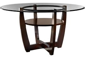 48 round teak table top the best of ciara espresso 48 round dining table tables dark wood on