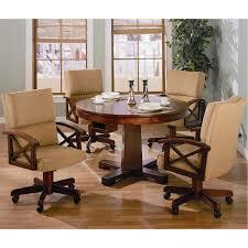 coaster furniture 100171 marietta game table in oak homeclick com