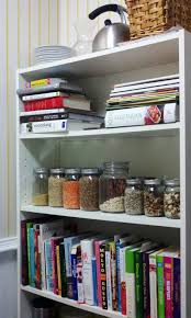 Cute Kitchen Ideas For Apartments by Backyards Diy Stenciled Bookcase Giveaway Cute Kitchen For