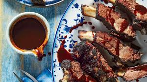 smoked cola and coffee beef ribs recipe southern living