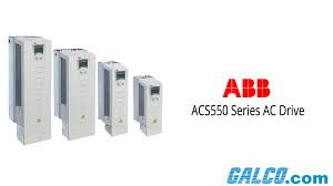 abb acs550 series ac drive youtube
