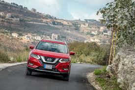 nissan lebanon driven the 2018 nissan x trail