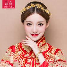 usd 24 00 bridal costume headdress set wedding coronet