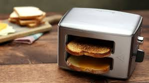 Bread Toasters Toaster Grilled Cheese Hack Recipe Tastemade