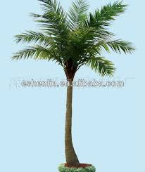 silk artificial 10 foot palm trees slim direct trunk