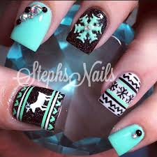 50 festive christmas nail art ideas manicure inspiration and