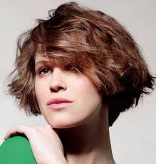 wedge haircut curly hair cute curly short hairstyles