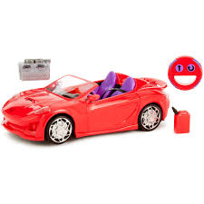 real barbie cars project mc2 h2o remote control car walmart com