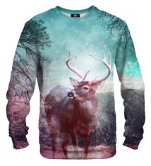 deer sweater mr gugu miss go
