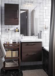 white linen cabinet elegant black finish varnished wooden frame