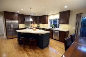 Kitchens With 2 Islands by Movable Kitchen Island With Breakfast Bar Home Design Inspirations