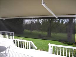 Retractable Awning With Screen 23 Best Beautiful Awnings Images On Pinterest Outdoor Spaces