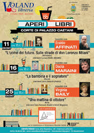 events virginia baily voland libreria bookshop poster about june literary events