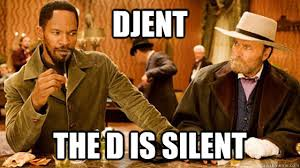 Djent Meme - djent the d is silent djent unchained quickmeme
